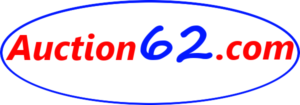 Logo - Auction62.com
